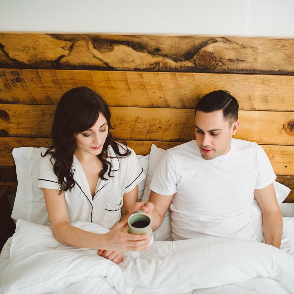 Mia + Stephen: Home Session: Portland, Oregon