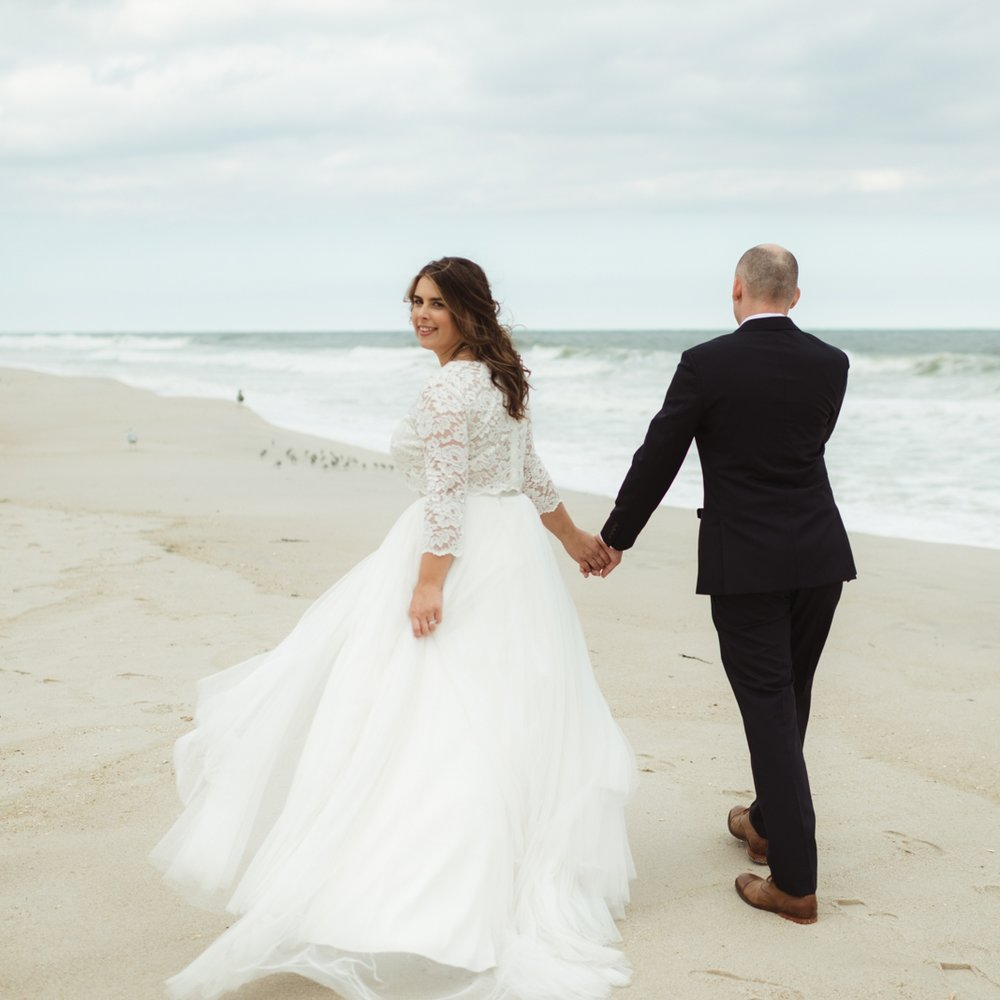 Carrie + Piotr: Jersey Shore Wedding