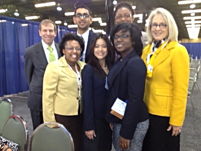 Minority Clerkship Program at American Bar Ass'n 2013 Meeting