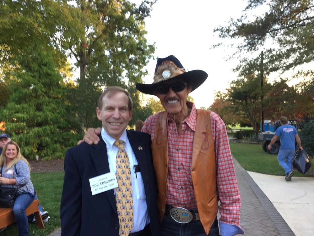 At Petty Fish Fry in Randolph County, 23 October 2015.