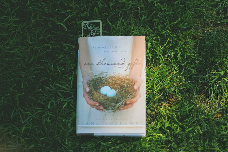 One Thousand Gifts | Ann Voskamp and a Book for the Rest of Us