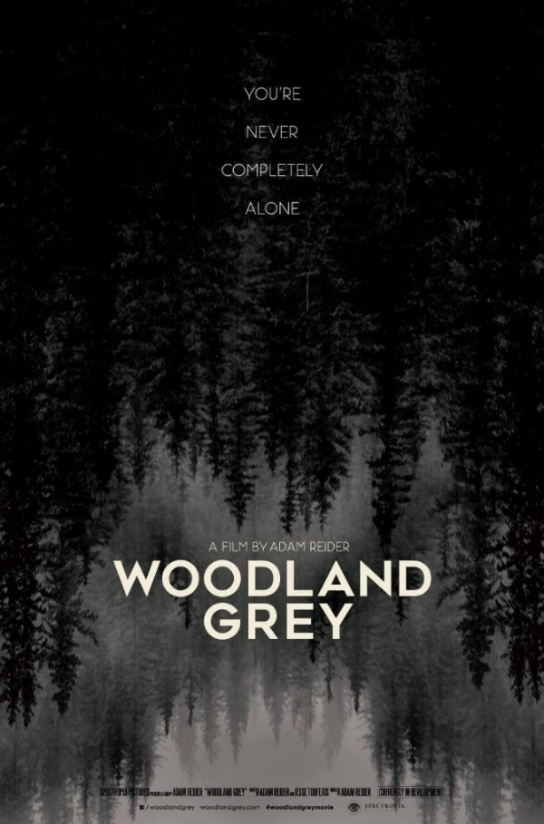 woodland grey movie poster franky films