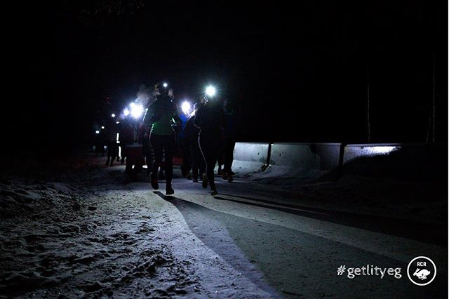 Oh right. The details. Darkest Night YEG 2017 is going down. • Meet at 11:58pm on Dec 20th at Old Timers Cabin. • 6km run starts at 12:02am on Dec 21st. • All paces are welcome. Then stay for some cheer. • #getlityeg #yegrun #runyeg #solsticerun #yeg #rcrcrew