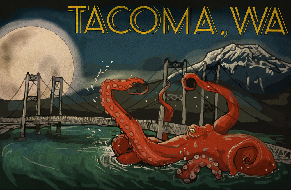 Welcome to Tacoma