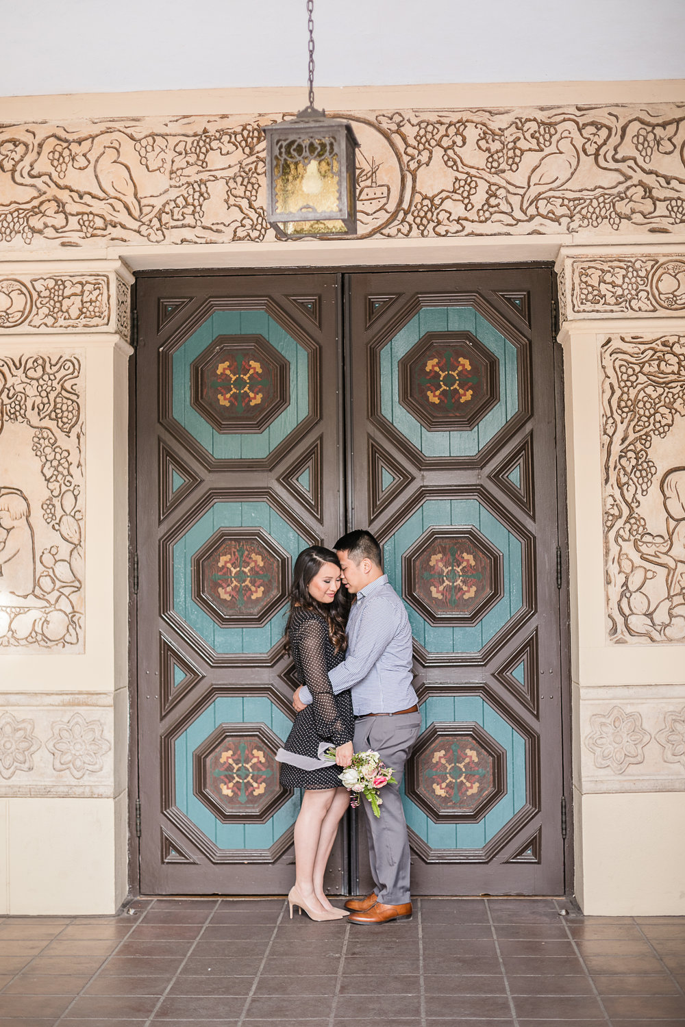 Tiffany and Erick's Balboa Park and Coronado Engagement Session-11.jpg