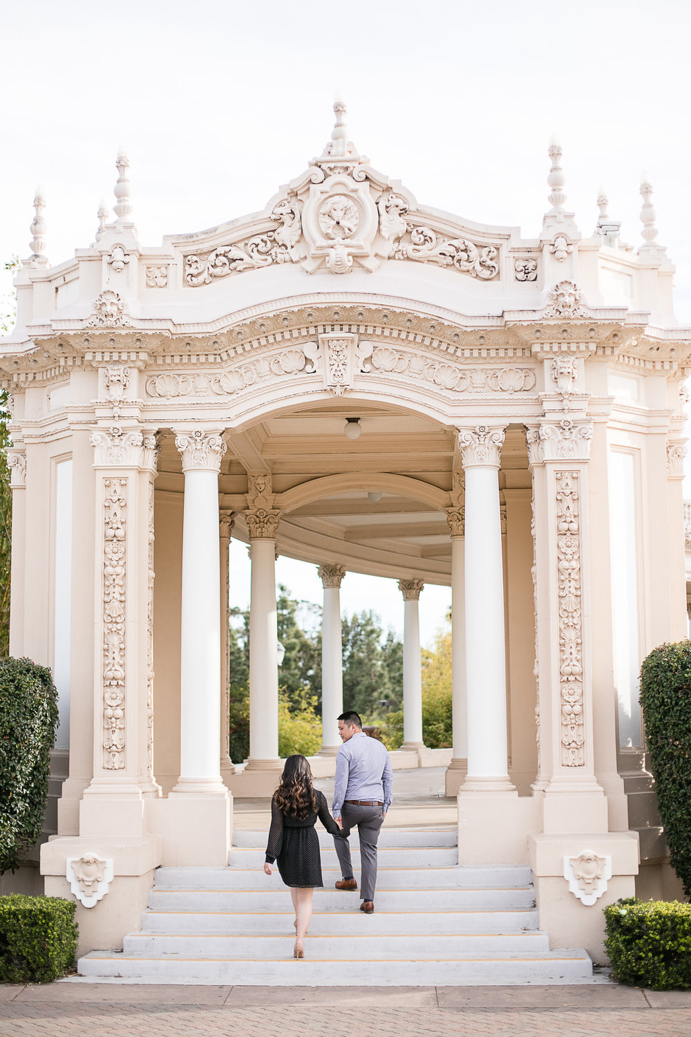 Tiffany and Erick's Balboa Park and Coronado Engagement Session-12.jpg