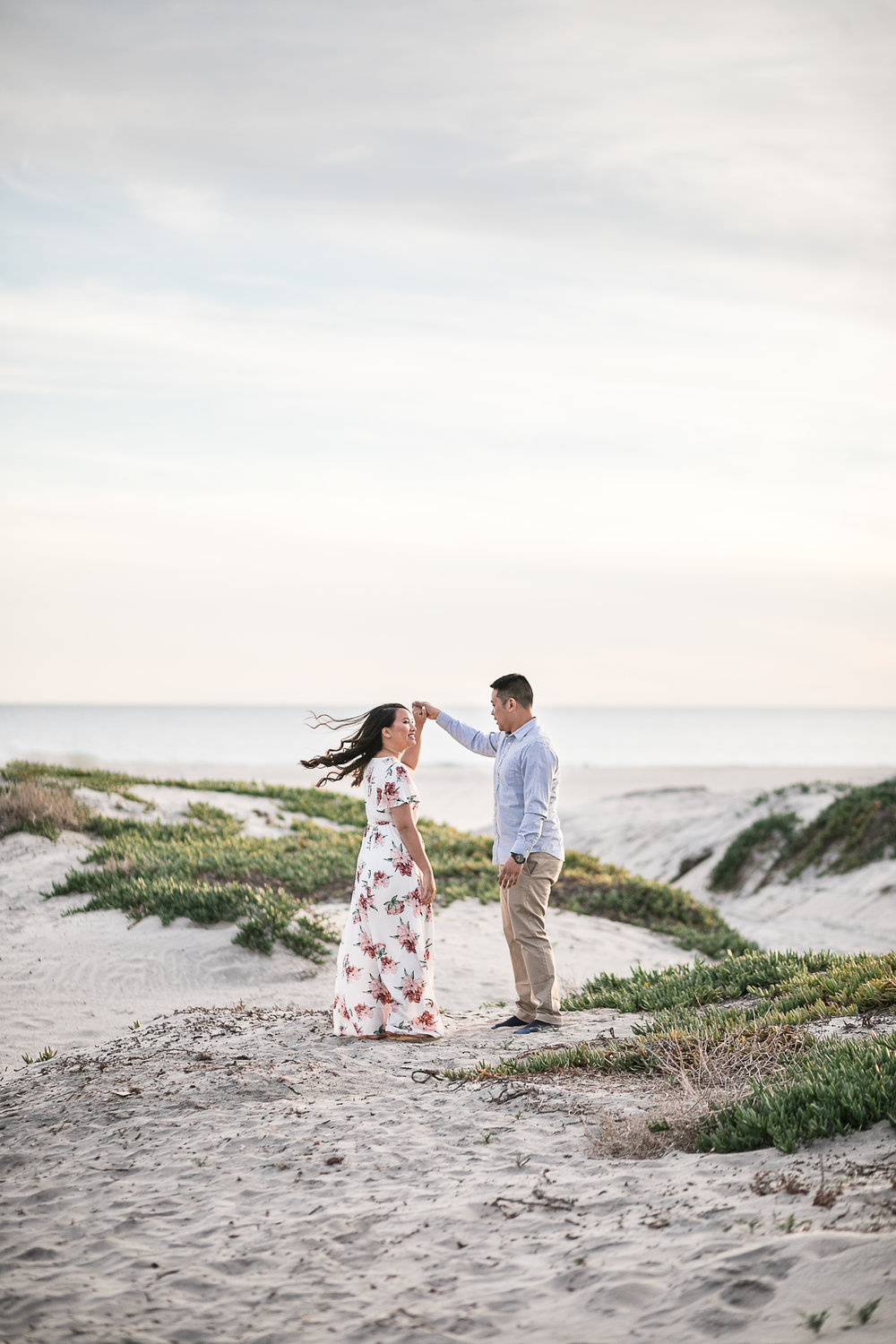 Tiffany and Erick's Balboa Park and Coronado Engagement Session-20.jpg