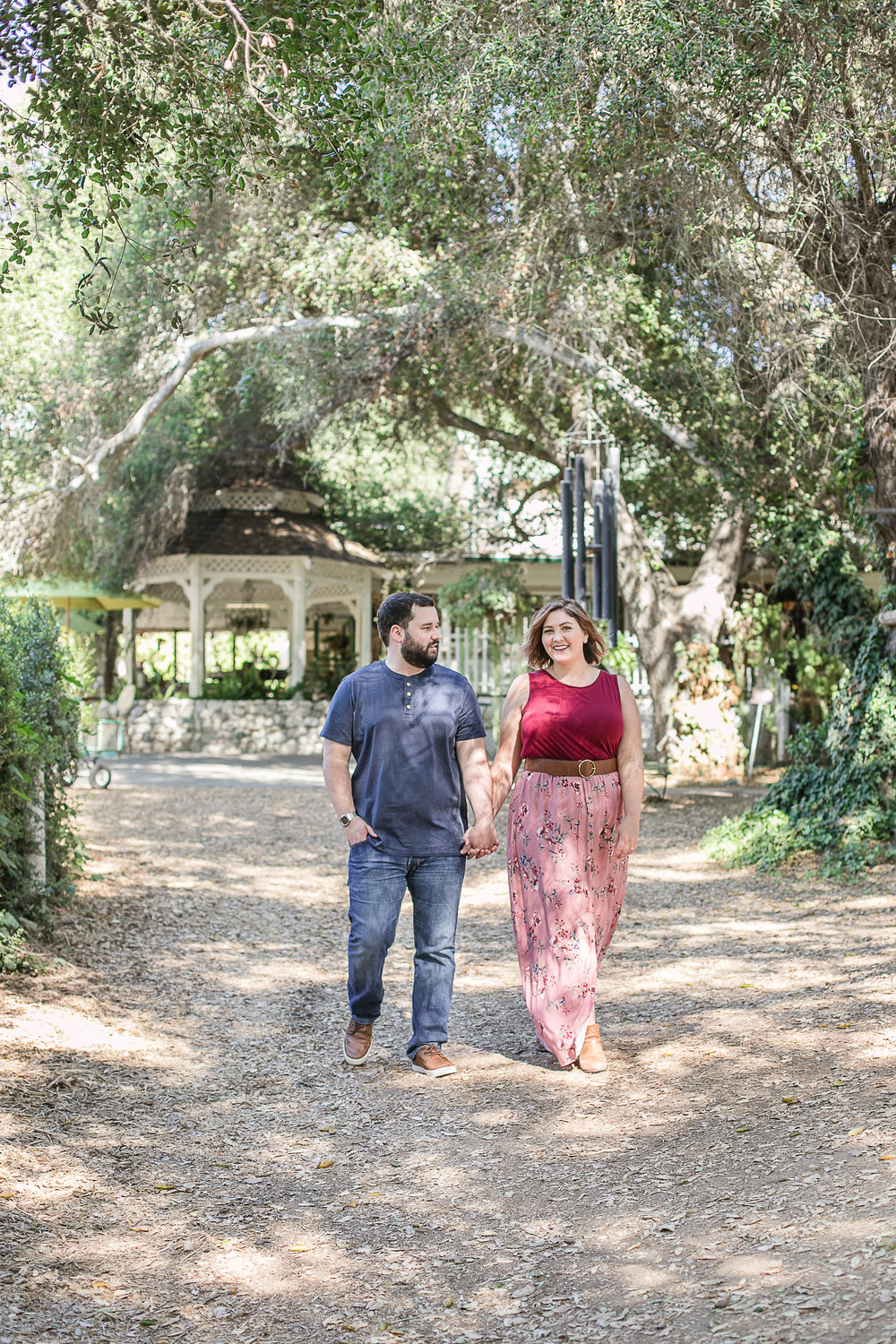 Kathryn and Dustins Myrtle Creek Botanical Gardens Fallbrook Engagement Session-2.jpg