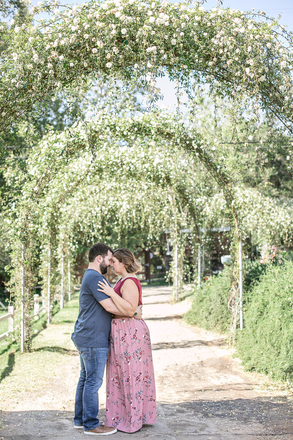 Kathryn and Dustins Myrtle Creek Botanical Gardens Fallbrook Engagement Session-3.jpg