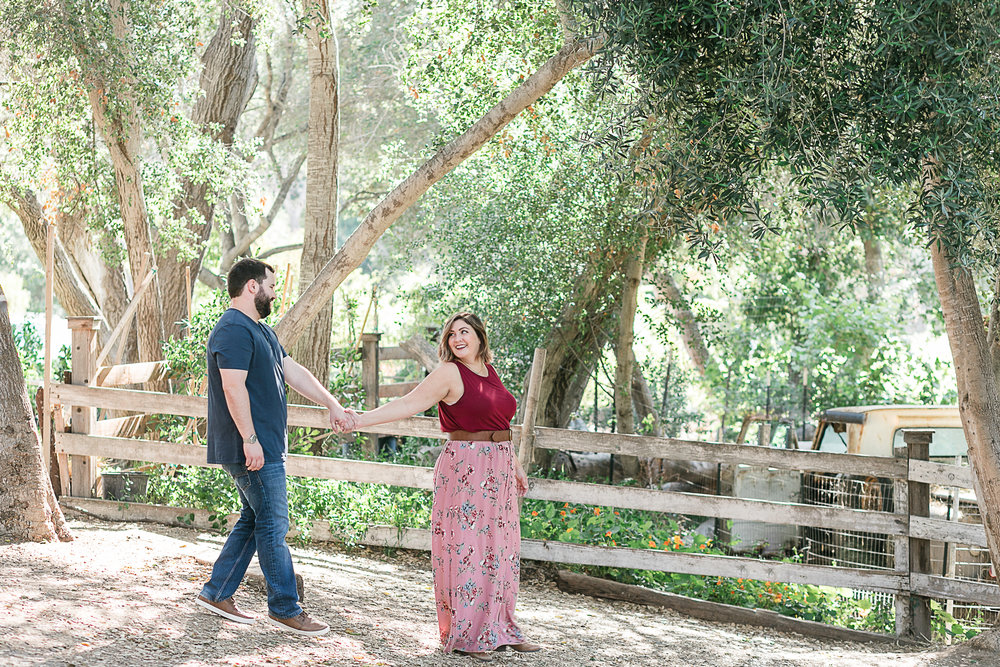 Kathryn and Dustins Myrtle Creek Botanical Gardens Fallbrook Engagement Session-10.jpg