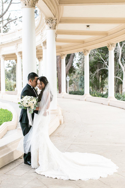 Tiffany and Erick's St Joseph's Cathedral Balboa Park Coronado Community Center Wedding-24.jpg