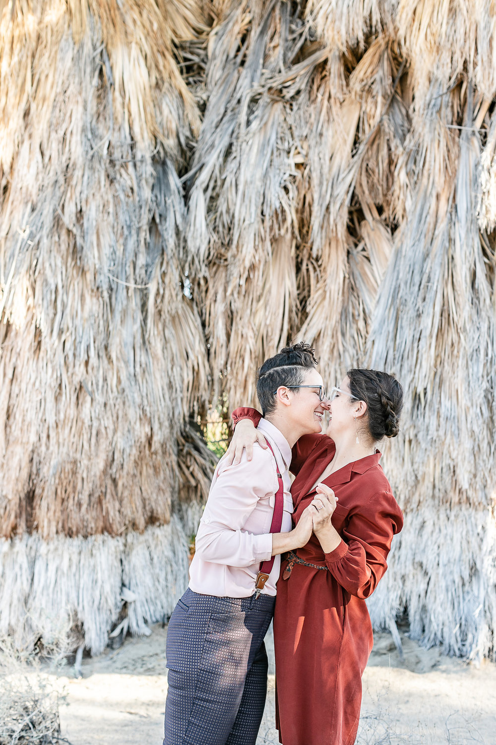 Molly and Ashley's Anza Borrego and Julian Engagement Session-8.jpg