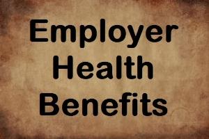 Employer Health Benefits