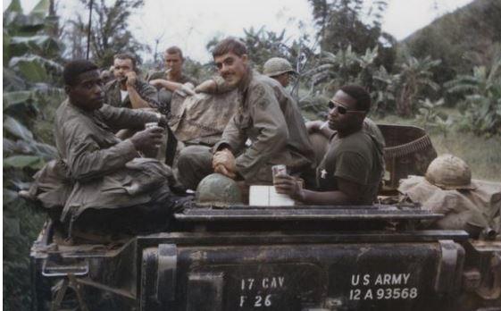 """Ken Burns PBS Documentary """"Vietnam War"""""""