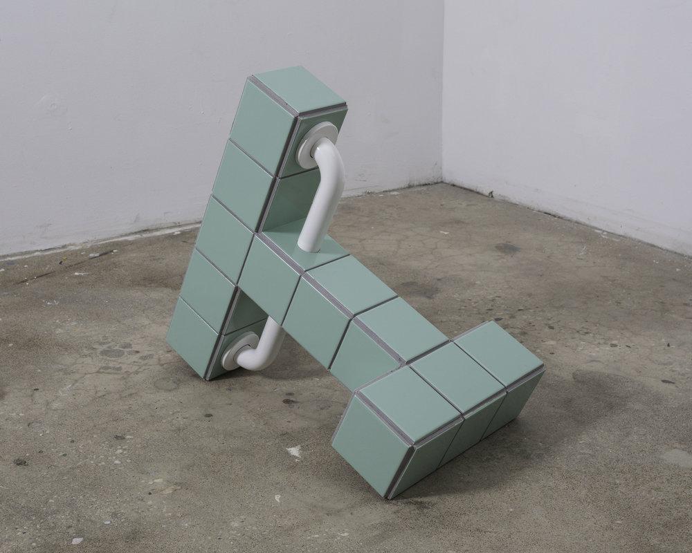 Zac Hacmon, Apparatus, 2017