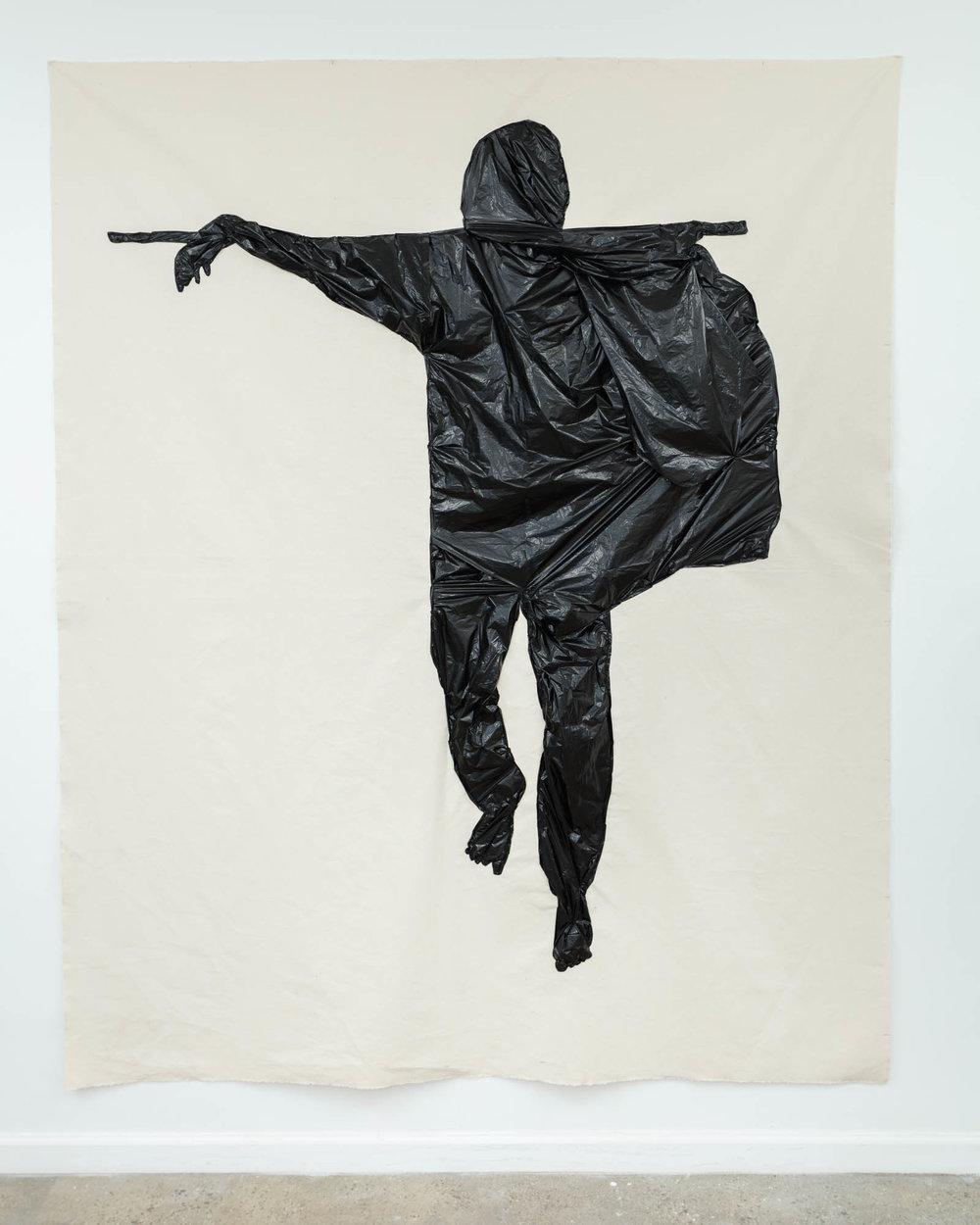 Fanny Allié, Man-Bare Feet, 2018