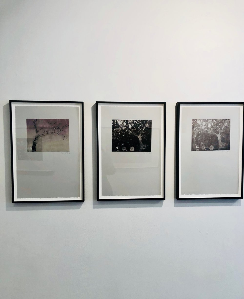 Installation view of Modern Prometheus with Works by Hyeseung Marriage-Song