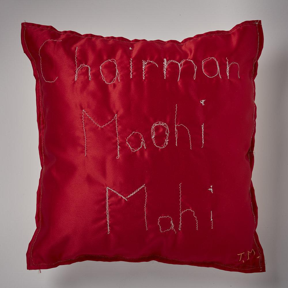 Chairman Maohi-Mahi (back)