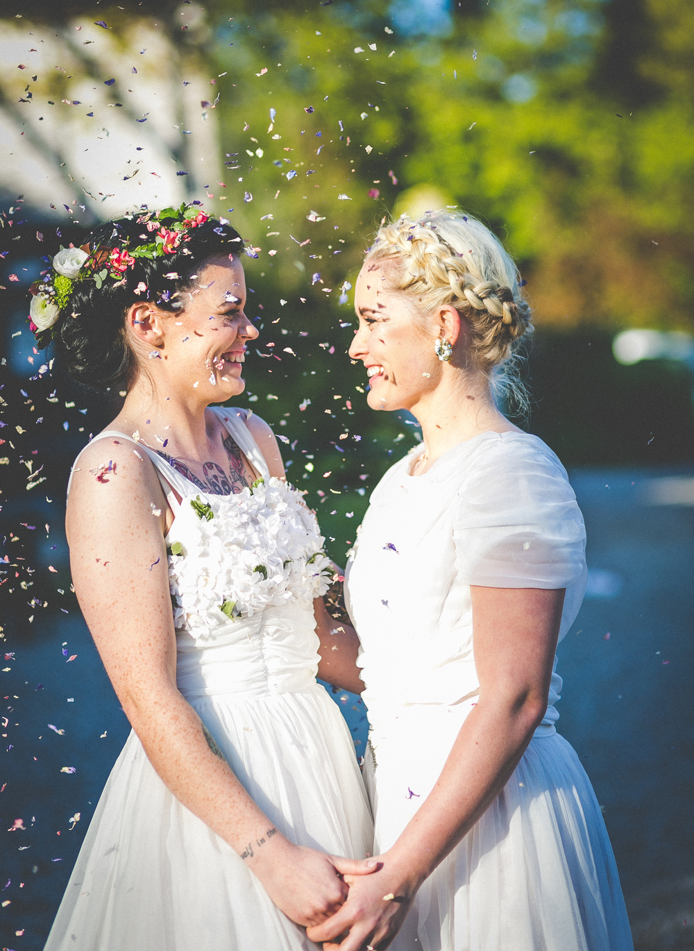 Every Love Story Is Equal: Zena + Louise on One Fab Day