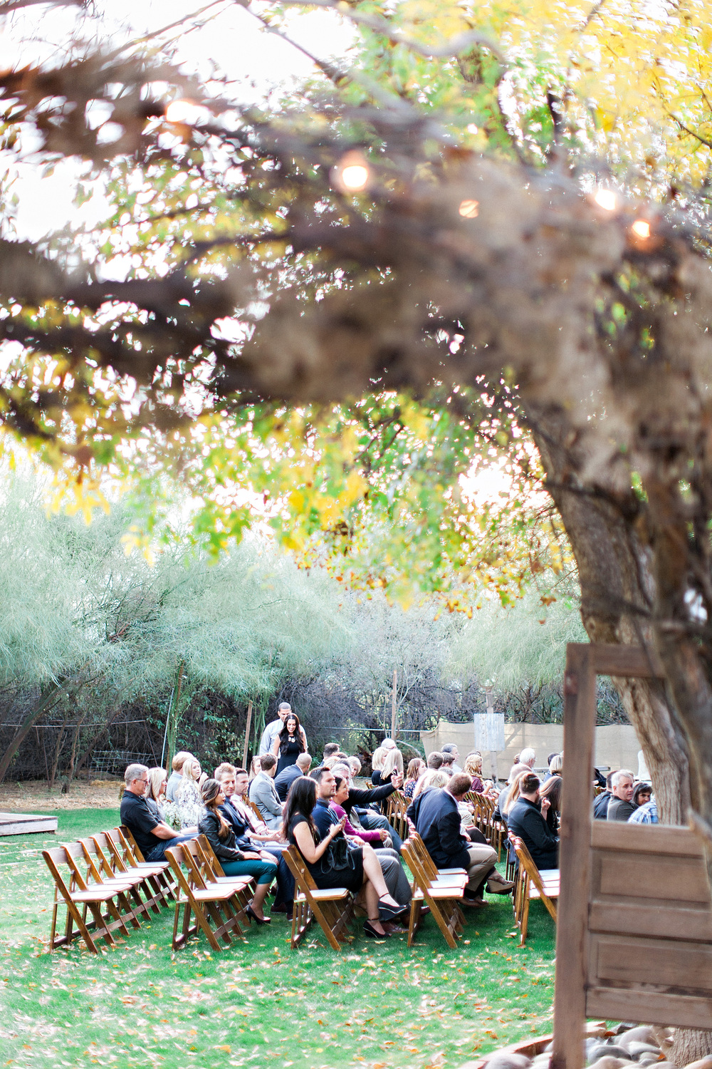 Asia & Mike's Whispering Tree Ranch Wedding