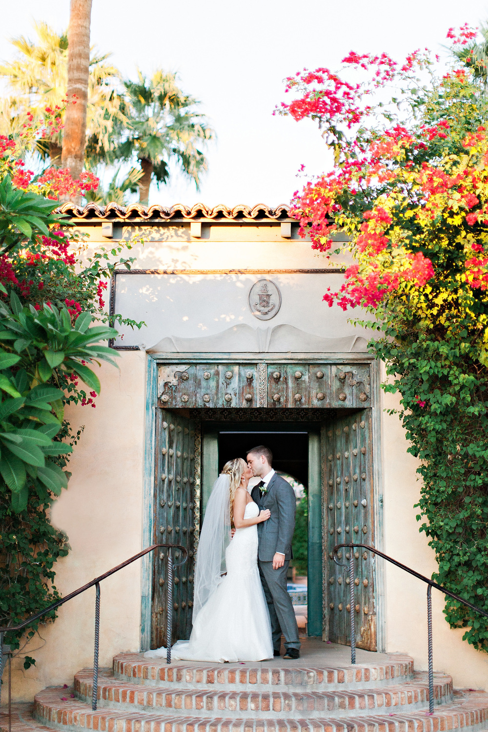 amanda & erick's royal palms resort wedding
