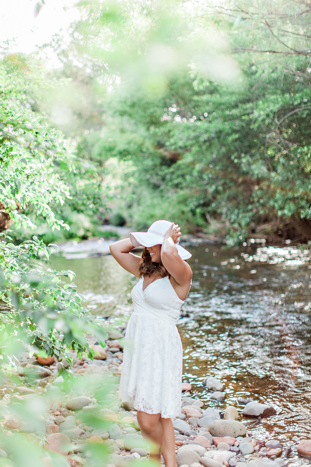 Sedona, Oak Creek Canyon Engagement
