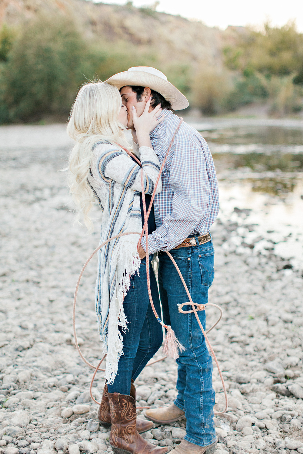 Salt River AZ engagement
