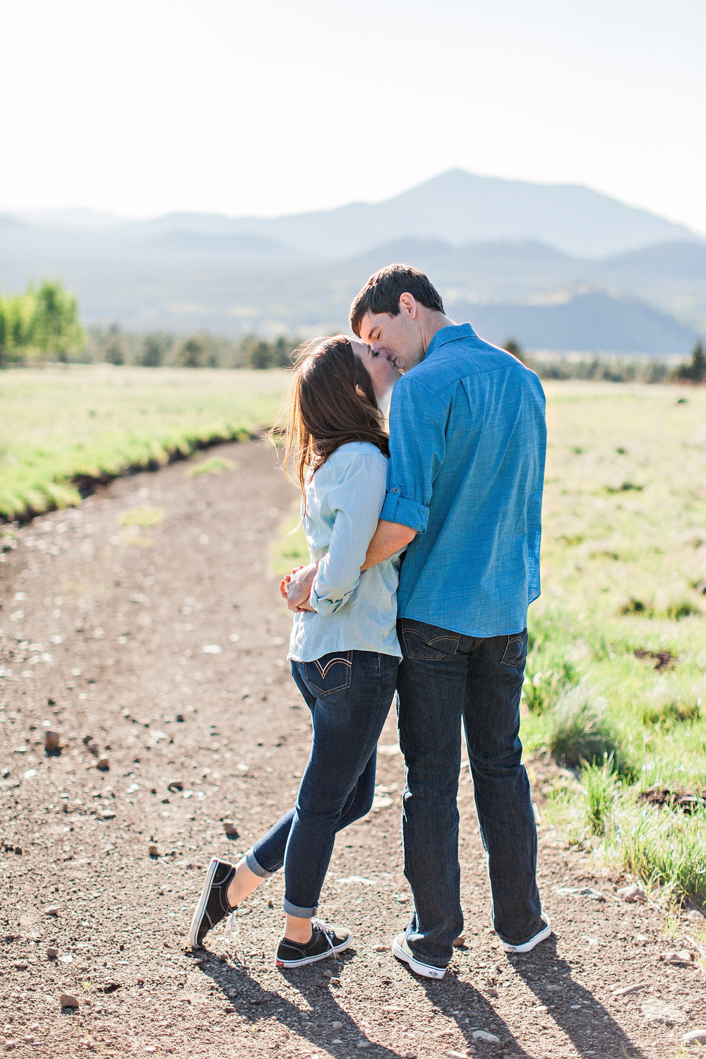 Flagstaff, Snowbowl mountain engagement