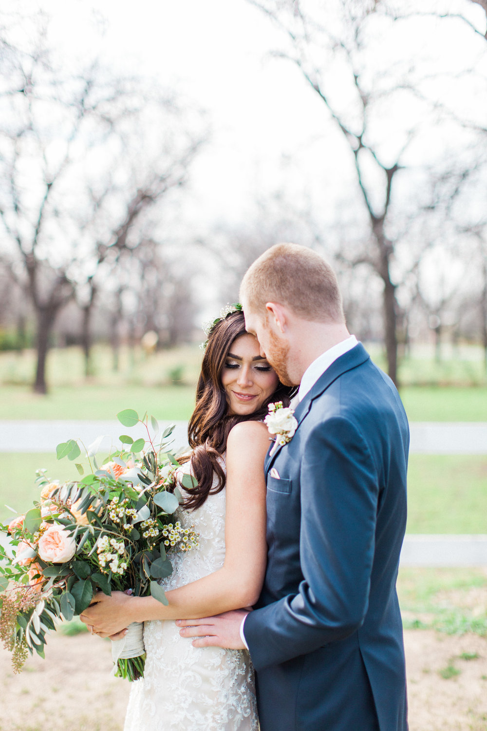 romantic wild venue at the grove wedding