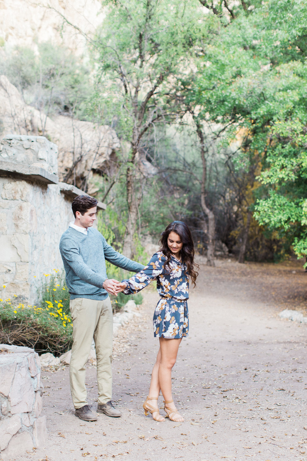 Boyce Thompson Arboretum Engagement