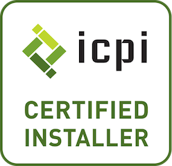 Garnet and David  are ICPI Certified Installers