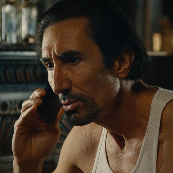 "Jordi Caballero as ""Marcello"""