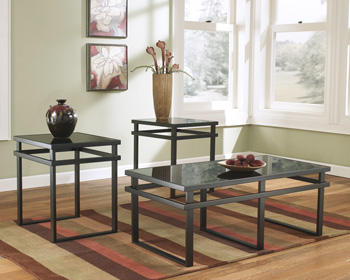 T 180 Coffee Table Set