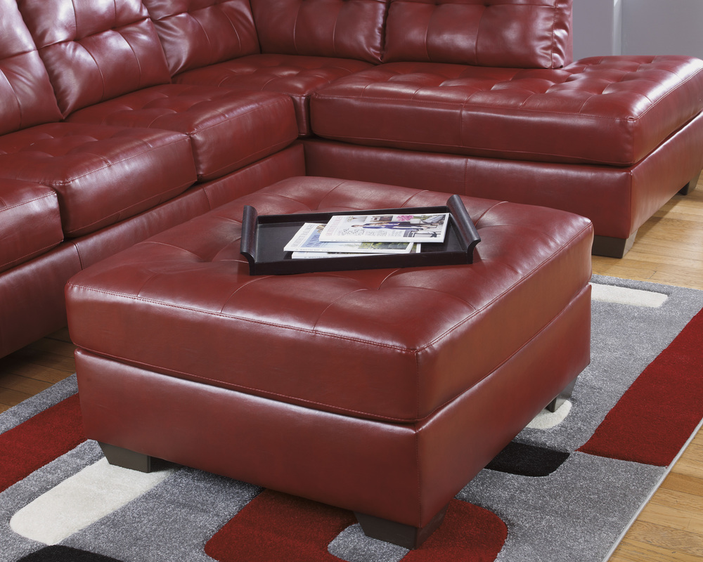 2010 08 Red Ottoman. 218.00 268.00. Sale