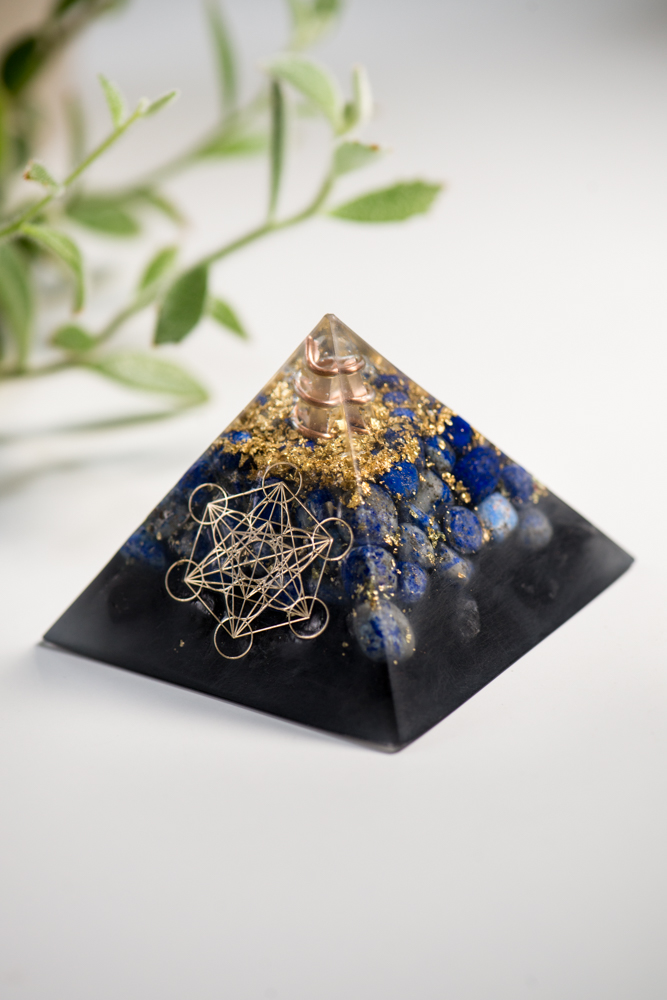 Communication and Healing Pyramid