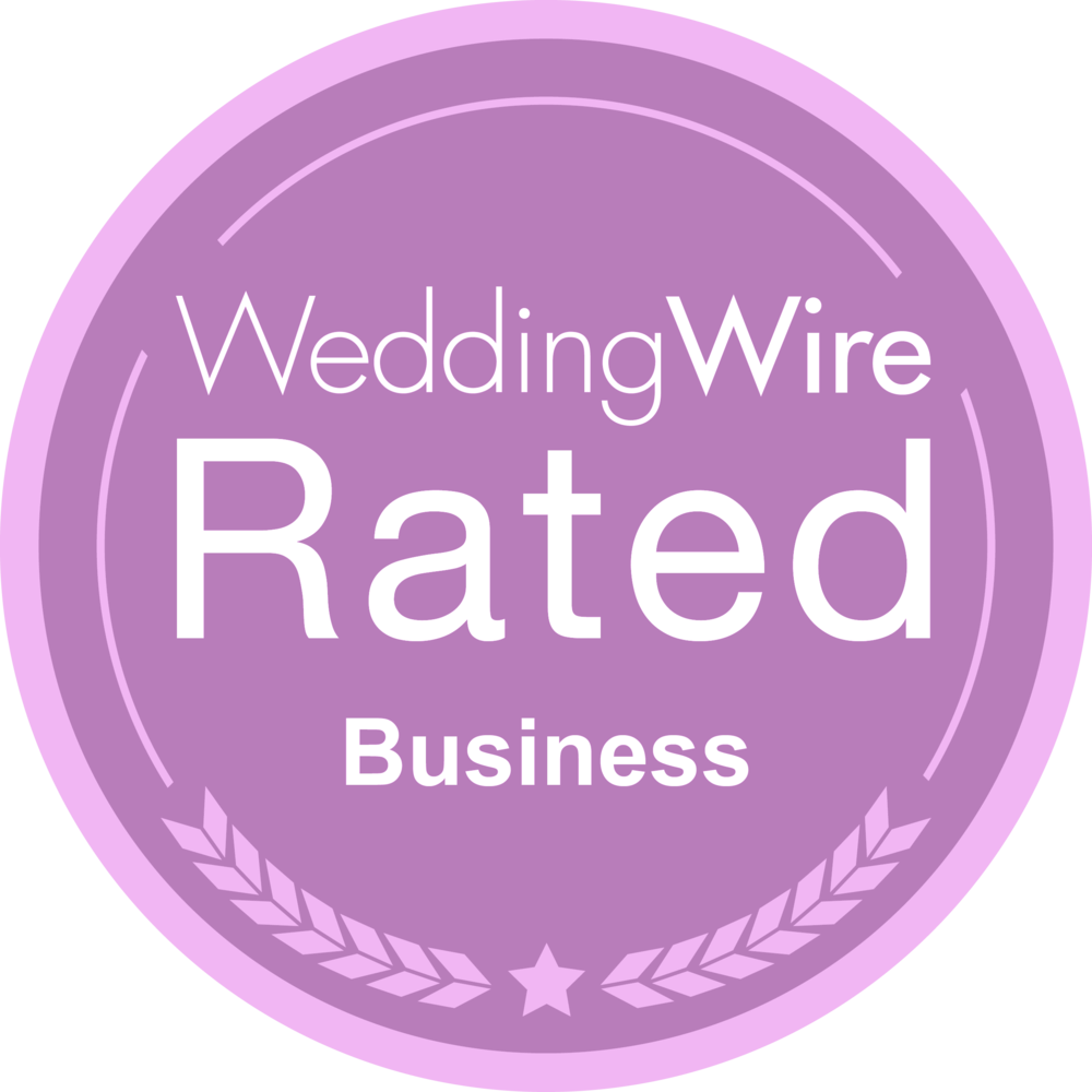 CT Wedding Planner Wedding Wire Rated!