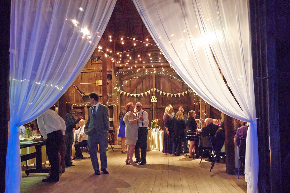 Webb Barn Wedding Planner