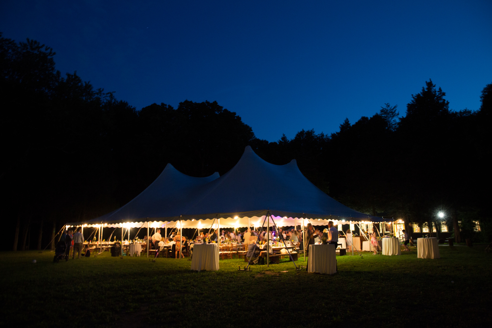 Camp Cedarcrest Wedding