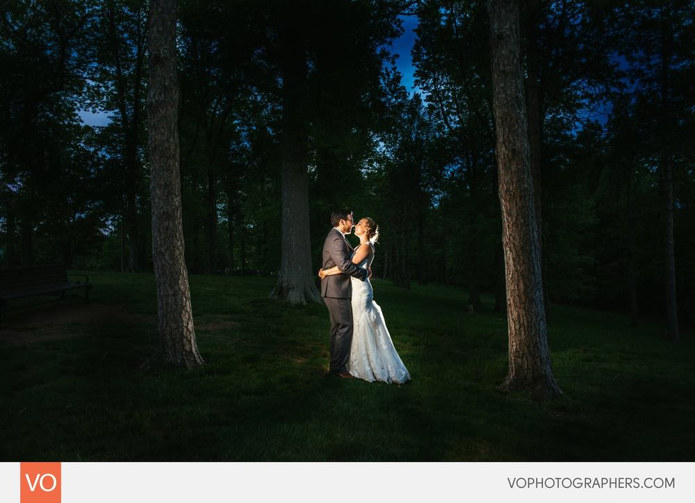 Wickham Park Wedding