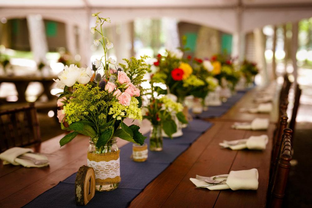 Camp Cedarcrest Wedding