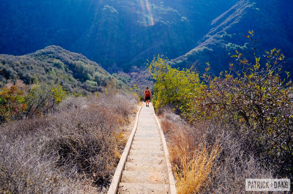 Patrick Dang Murphy Trail Hiking