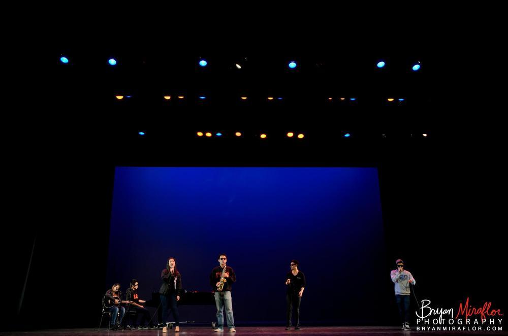 Gamma Epsilon Omega x Delta Phi Kappa AGC Talent Show (2012)