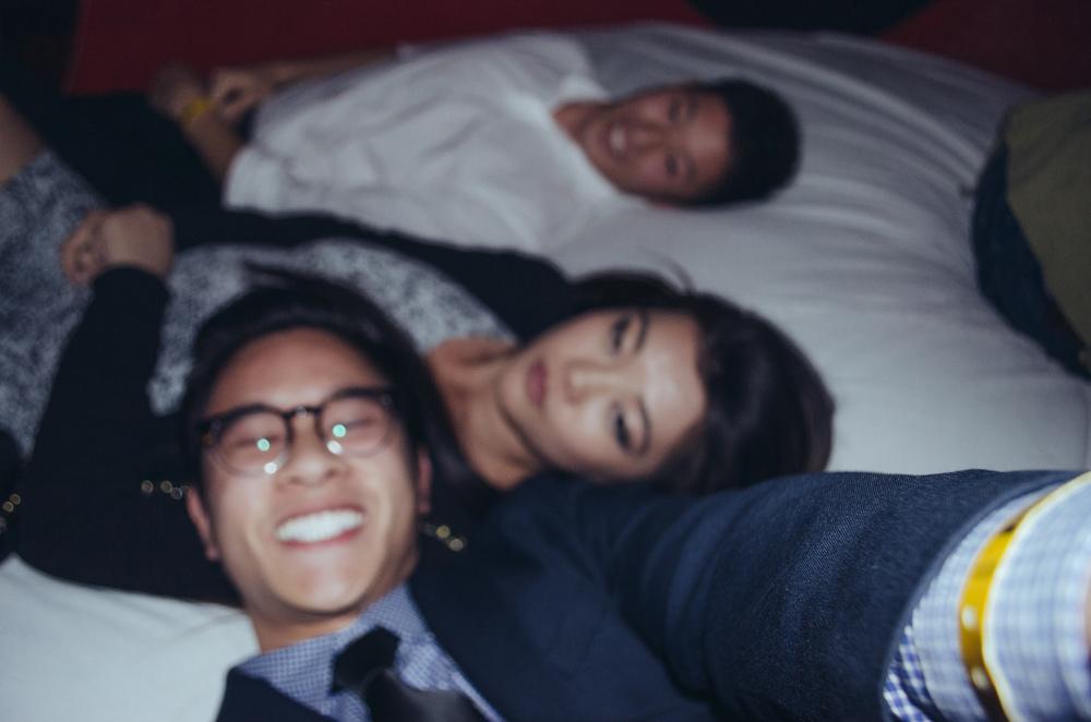 Patrick Dang Water Bed Friends