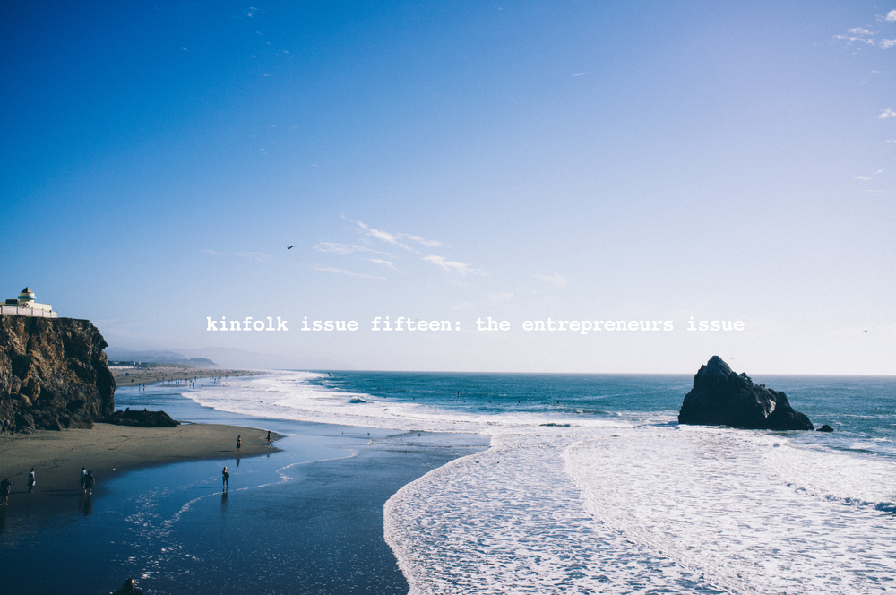 kinfolk patrick dang entrepreneur issue fifteen