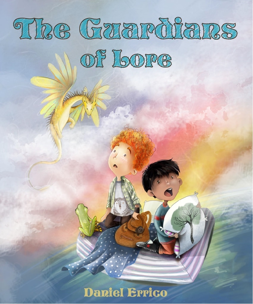 8a494001cd9 Stories for Kids: The Guardians of Lore