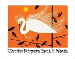 charles harper's birds & words anniversary edition