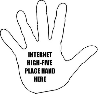 kristin-lewis-internet-high-five