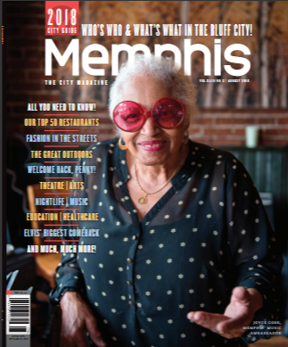 Memphis Magazine, August 2018 (Print)