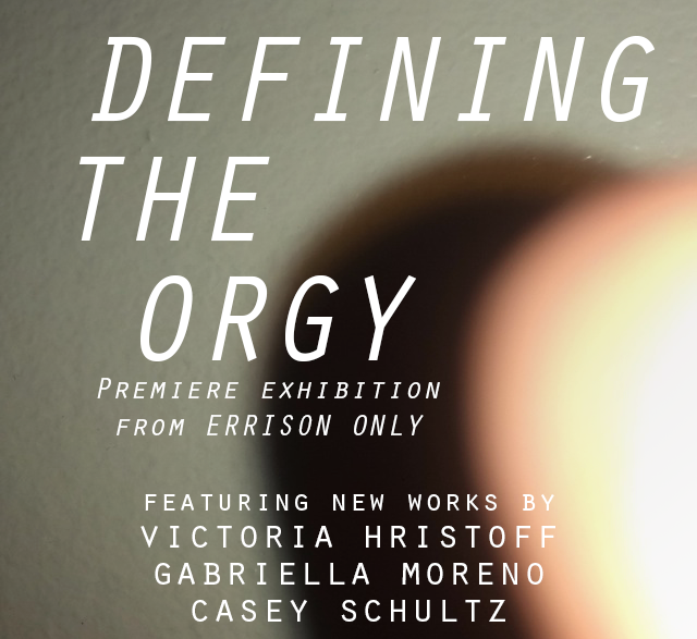 Defining the Orgy