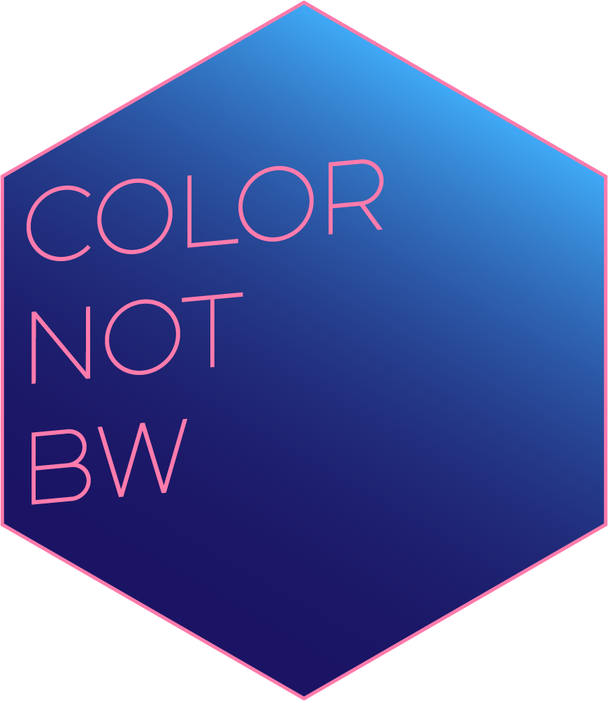 Color ≠ BW
